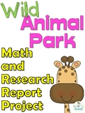 Math and Informative Writing project for 2nd and 3rd grade