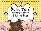 3 Little Pigs - Writing Center