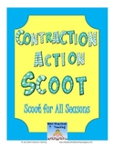 31 Card Contraction Scoot Game (In Color)