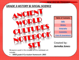 3RD GRADE (VA)- Social Studies Notebook Set