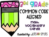 3rd Grade CCSS Math Posters