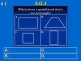3rd Grade Common Core Math 3 G.1 Geometry - Shapes 3.G.1