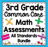3rd Grade Common Core Math Assessments