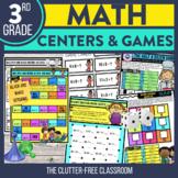 3rd Grade Common Core Math Summary Sheets {vocabulary, RTI