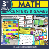 3rd Grade Common Core Math Summary Sheets {vocabulary, RTI