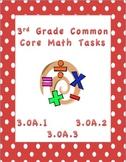 3rd Grade Common Core Math Tasks
