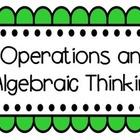 3rd Grade Common Core Math headers