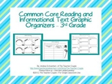 3rd Grade Common Core Reading/Informational Text Graphic O