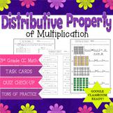 3rd Grade Distributive Property 3.OA.5