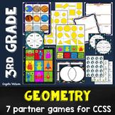 Geometry 3rd Grade