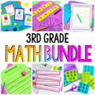 3rd Grade Math Units - Bundle