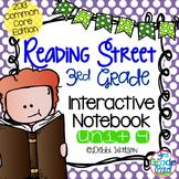 3rd Grade Reading Street Interactive Notebook Unit 4
