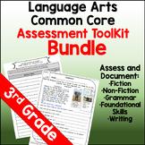 3rd Grade Language Arts Common Core Documentation Kit