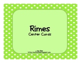 40 Rimes Center Cards