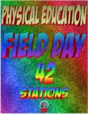 42 Field Day Ideas