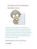 4th Grade Common Core Narrative Writing