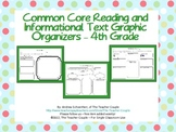 4th Grade Common Core Reading/Informational Text Graphic O