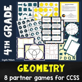 Geometry 4th Grade