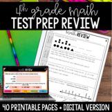 4th Grade Math Common Core Review
