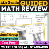 4th Grade Math - ALL STANDARDS