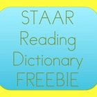4th Grade STAAR Reading Dictionary