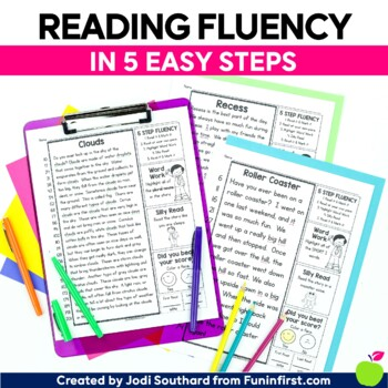 5 Step Fluency