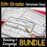 5th Grade CCSS Lessons, Organizers & Student Response Page