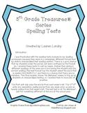 5th Grade Treasures® Series Spelling Tests