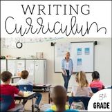 5th Grade Writing Unit Bundle {An Entire Year of Writing-