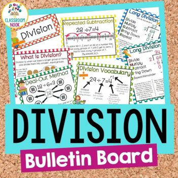 6 Full-Color Divison Posters (11x17 size)