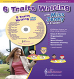 6 Traits of Writing CD-Book Set - A Great Common Core Writ