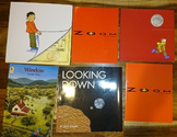 6 Wordless Picture Books: Use for retells, L.A. or Art for