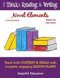 7105 Novel Elements COMPLETE UNIT