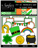 777 St. Patrick's Day Bundle {Graphics for Commercial Use}