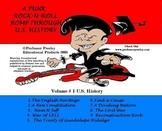 "9 U.S. History Songs  ""Professor Presley History Rocks"""