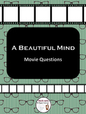 A Beautiful Mind:  Movie Questions