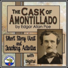 Cask of Amontillado - Short Story Unit and Teaching Activities