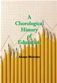 A Chronological History of Education