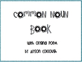 A Common Noun Book