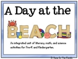 A Day at the Beach: Activities for Pre-K and Kindergarten