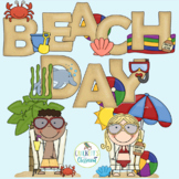 A Day at the Beach, Classroom Activities