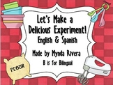 Freebie: A Delicious Experiment (English & Spanish)