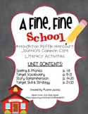 A Fine, Fine School (Harcourt)
