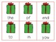A Ho! Ho! Ho! Lot of Learning - Christmas Literacy and Mat
