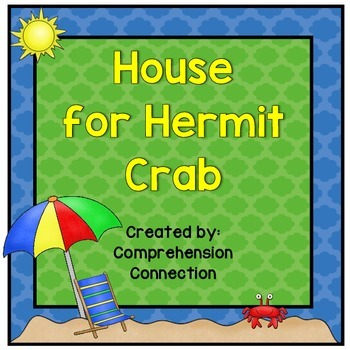 Hermit Crab Guided Reading Unit