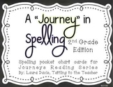 """A """"Journey"""" in Spelling: 2nd Grade Edition (Journeys Common Core)"""