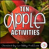 A Little Bit of Apple Fun: Apple Activities for the Primar
