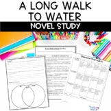 A Long Walk to Water Novel Study Guided Reading Packet