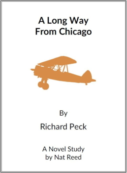 A Long Way From Chicago - (Reed Novel Studies)