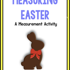 A Measurement Egg-Stravaganza!  An Easter Measuring Creation!